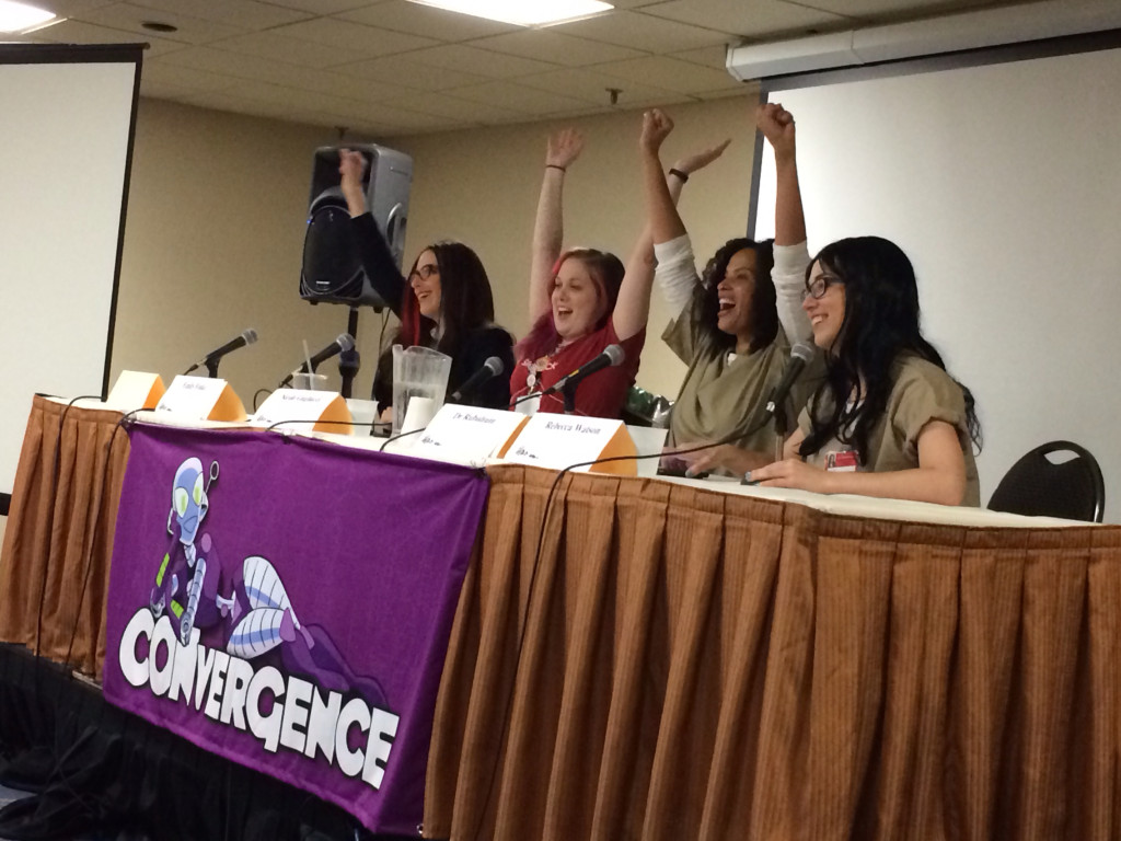 Skepchicks are ready for science!